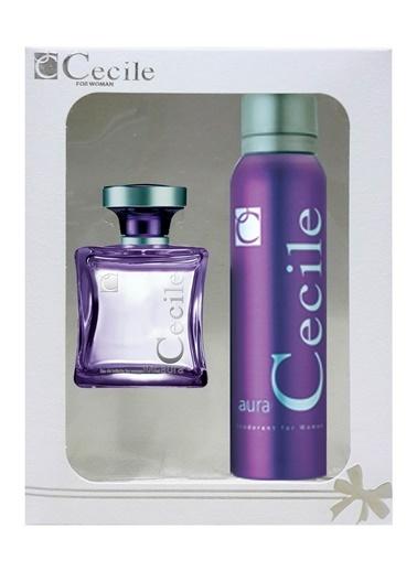 Cecile Parfüm Set Renksiz